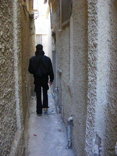 campo profughi di askar, presso nablus
