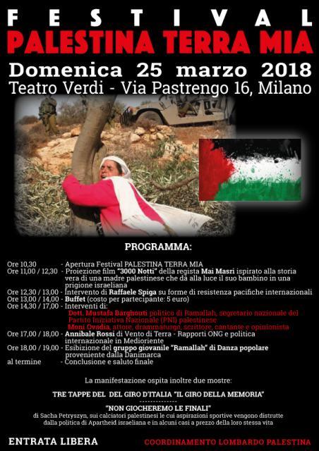 Palestina Mia